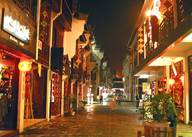 West Street,Yangshuo Tours,Guilin Tours,China Tours