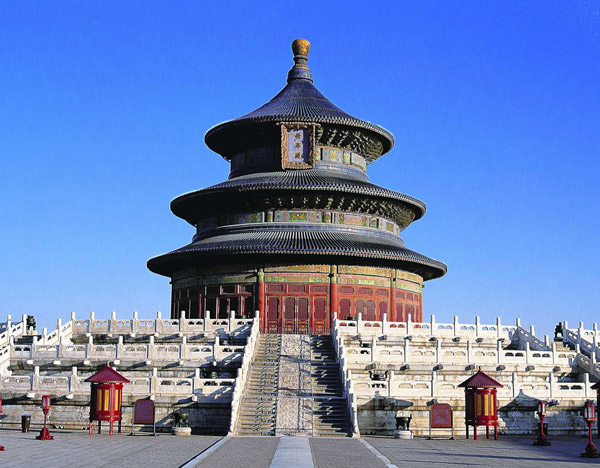 Temple of Heaven,Beijing Tours,China Tours