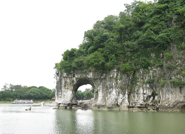 Elephant Trunk Hill,Guilin Tours,China Tours