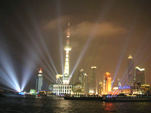 Oriental Pearl TV Tower,Shanghai Tours,China Tours