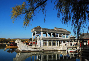 Summer Palace, Beijing Tours, China Tours