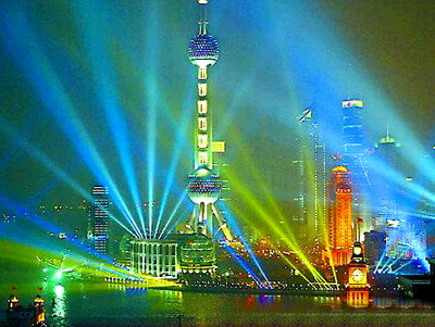 Oriental Pearl TV Tower, Shanghai Tours, China Tours