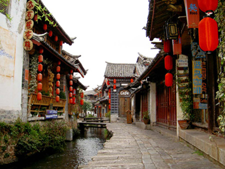 Lijiang Ancient Town,Lijiang Tours,Yunnan Tours,China Tours