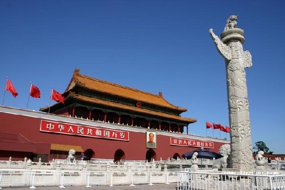 Tiananmen Square,Beijing Tours,China Tours