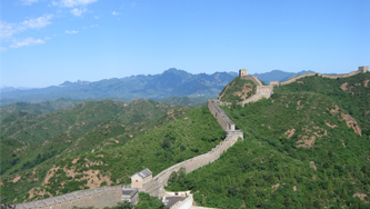 Private Hiking tours of China Great wall