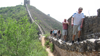 Small Group tours of China Great wall