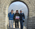 Tour guide of Great wall Hiking