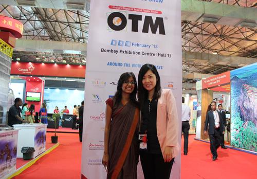 VisitOurChina in OTM of Mumbai and New Delhi