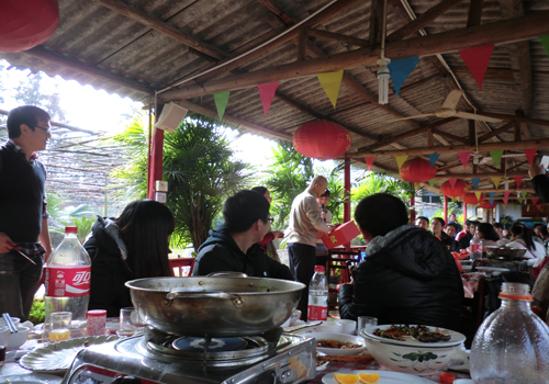 Sunny Day, Interesting Activities and Nice Food - Visit Our China's Annual Meeting in Guilin