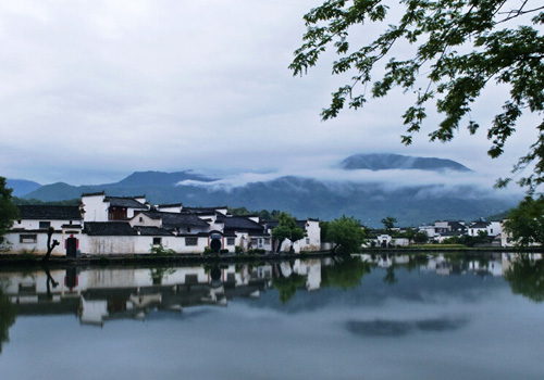 A Cultural Tour in South Anhui: Hongcun - Xiuli - Bishan