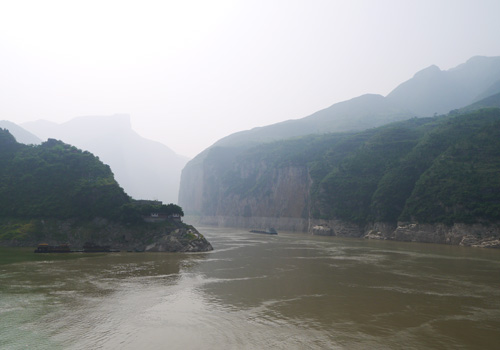 My Yangtze Cruise tour from Chongqing to Yichang, a relaxation with beauties and surprises