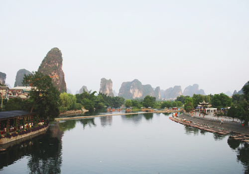 Yulong River of Guilin
