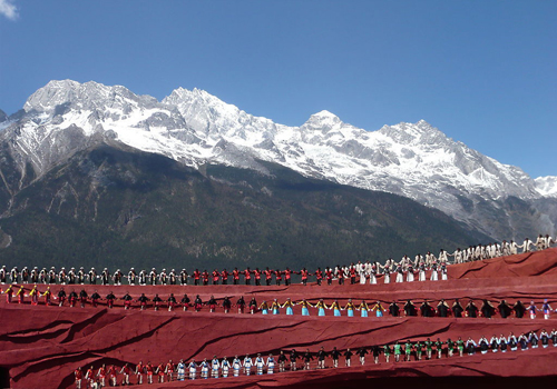 Yulong Snow Mountain,Lijiang