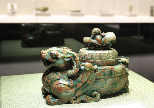 Shenyu Art Treasures Exhibition Opens in Beijing