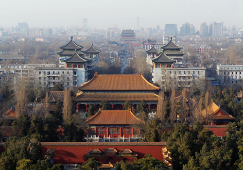 Capital launches 'Beijing axis' tourism brand