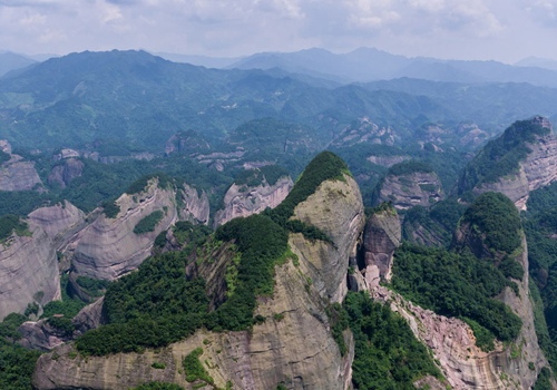 Trip to Mount Lang in China's Hunan