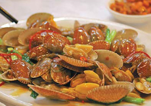 Zhanjiang seafood haven