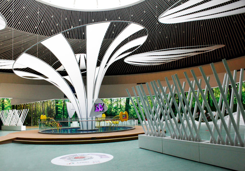 Beijing gets ready for Garden Expo