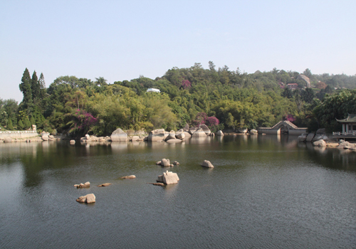 Trip to Xiamen Botanical Garde