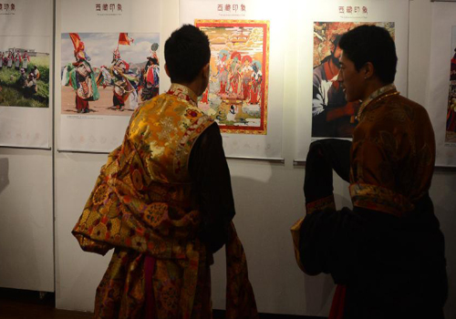Photographic exhibition on Tibetan culture kicks off in New York