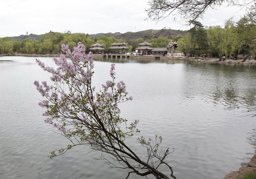 Mountain Resort and its Outlying Temples,Chengde