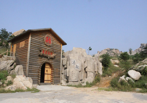 China' first wine cellar opens in Changli county