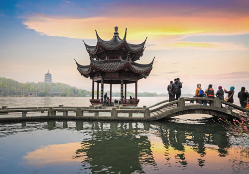 China's West Lake Named One of the World's 20 Most Beautiful Lakes