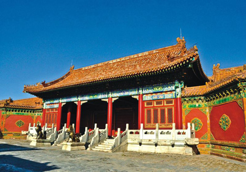 Palace Museum to Open Female Section
