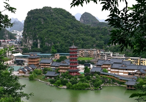 Wanda Group to Build Cultural Tourism City in Guilin