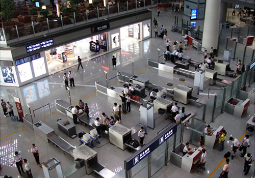 Security Check Becomes Stricter at Airports in China