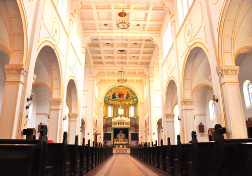 Catholic Church to Reopen in China's Qingdao