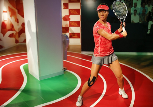 Beijing Madame Tussaud's Wax Museum to officially open