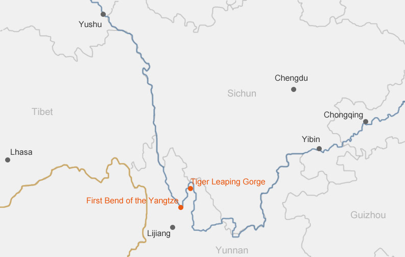 Download image Yangtze River Map PC, Android, iPhone and iPad ...