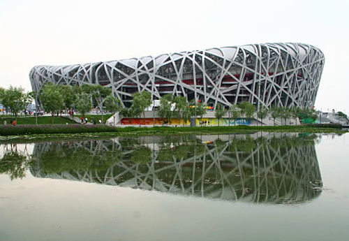 Beijing National Stadium (Bird's Nest/Olympic Stadium)is one of the highlights of Beijing.