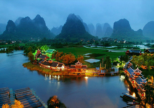 The Shangri-la Guilin
