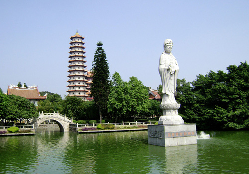 Fuzhou is called as a Buddhist Kingdom for many key Buddhist temples.