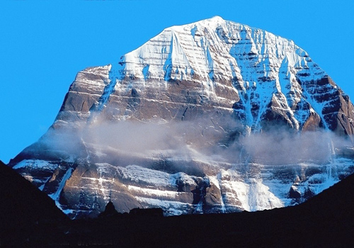 The north face of Mt.Kailish,Tibet