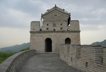 Platforms, Great Wall of China,beijing