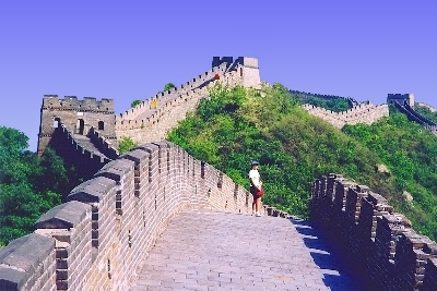 Walls, Great Wall of China,beijing