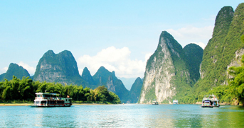 Guilin yangshuo tours 4 days