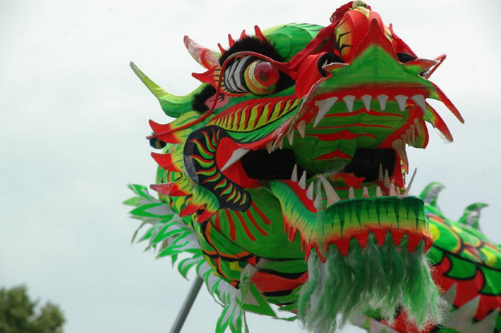 Holidays in China, Dragon Chinese