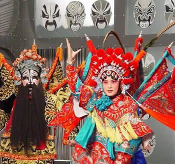 beijing tour,peking opera