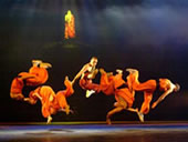Chinese Kungfu Shows at Beijing