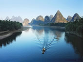 Li River, the World Famous Attraction