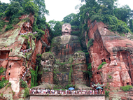 Leshan Giant Buddha, Popular Attractions Can Be Added into Chengdu Itinerary