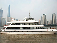 Huangpu River Cruise at Shanghai