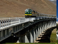 the Great Tibet Railways, the China Transportation Improvement