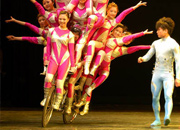 Shanghai acrobatics evening show