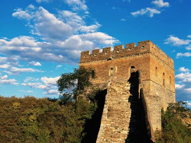 Towers, Great Wall of China,beijing