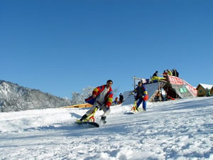 Xiling Ski Resort